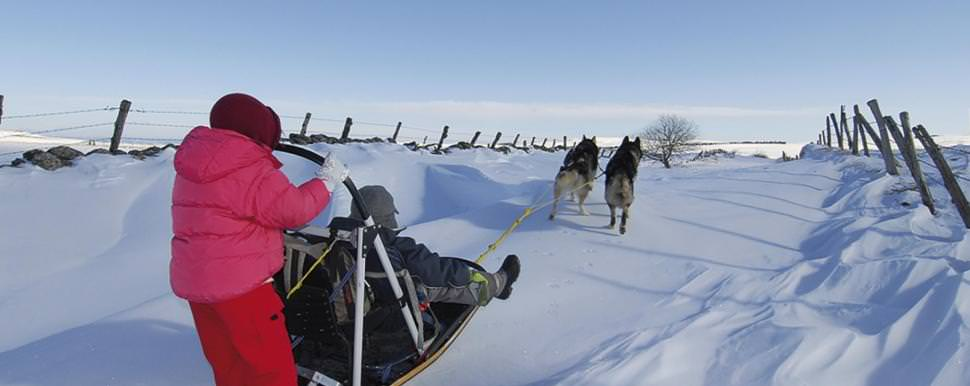 Snow and winter sports in Aveyron