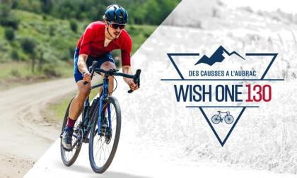 Course de Gravel Wish One 130 à Sévérac-le-Château