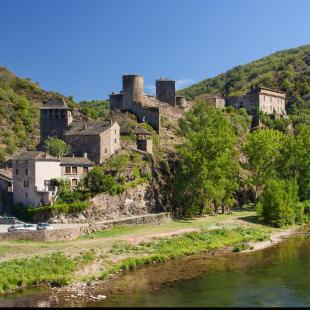 The towns and villages of character of Aveyron