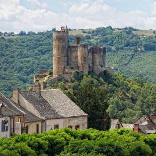 Les villages classés « Plus Beaux Villages de France » en Aveyron