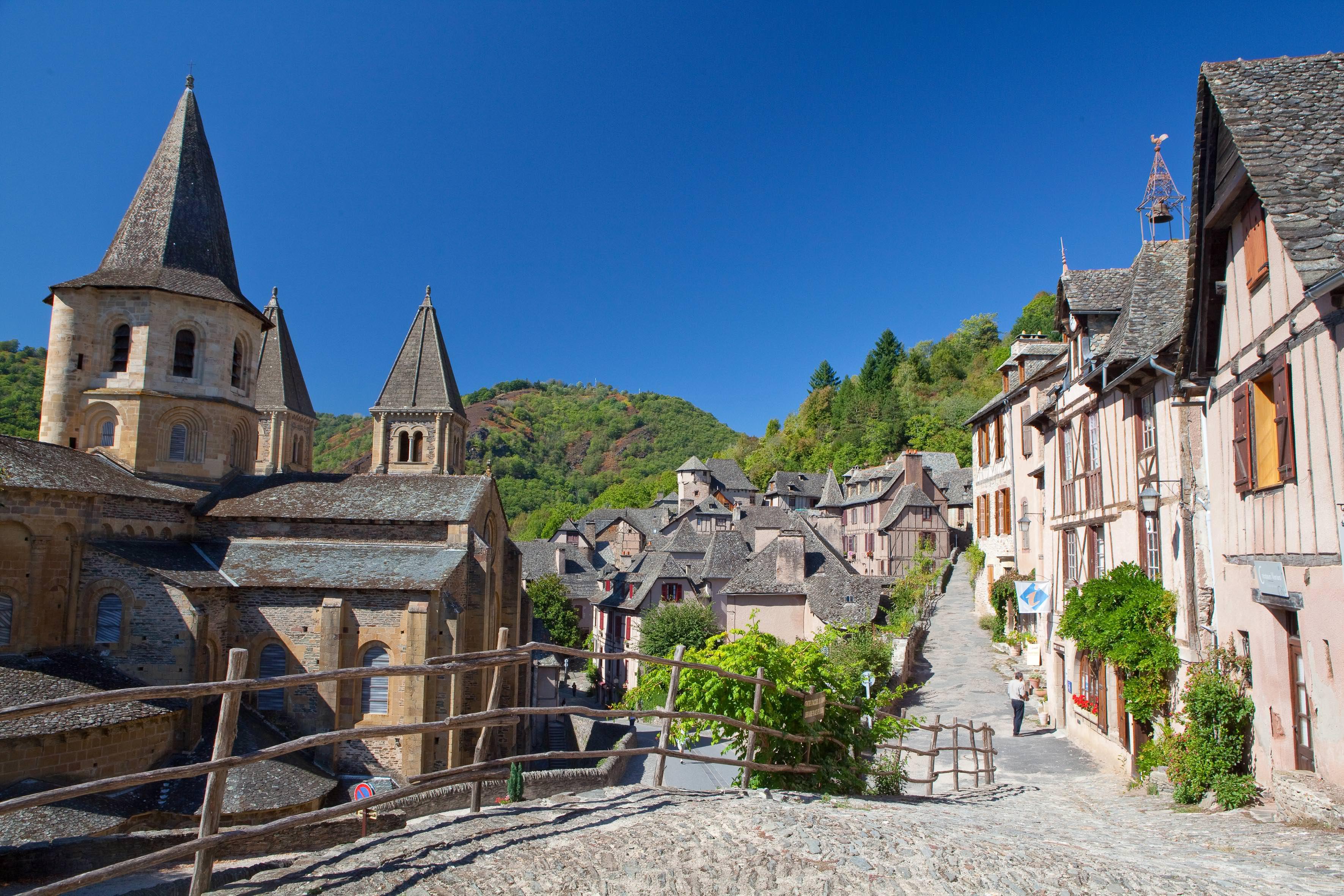 Pittoresque Ville De France